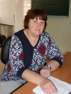 Дмитраш Людмила Павловна