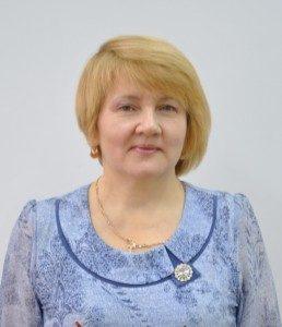 Зиновкина Людмила Васильевна