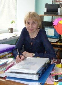 Войтюховская Лидия Александровна